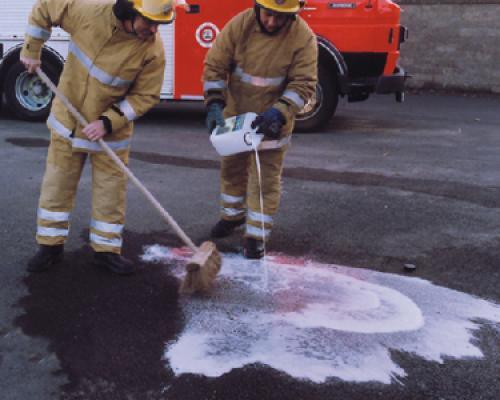 Oil Spill Clean Up Oil Technics