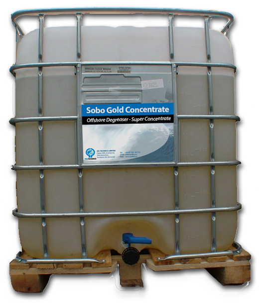 SOBO GOLD CONCENTRATE