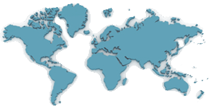 Global Distributors Map